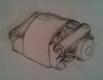 Paper Robot Design