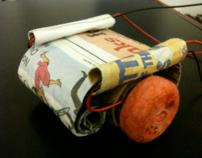 Paper Robot Development