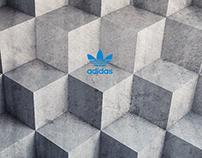 adidas Originals - SUEDE store presents TUBULAR