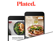 Plated Android App