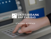 ATM Interface Redesign