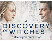 SKY - A Discovery of Witches | Retouch