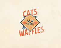 CATS & WAFFLES