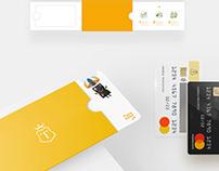 Prepaid card packaging