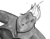 Ursula illustration