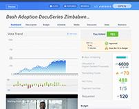 Cryptocurrency Governance Portal