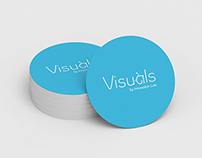 Visual Identity for Visuals by Innovation Lab