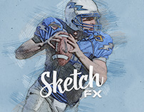 Sketch FX - Photo Effect for Photoshop
