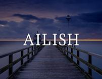 Ailish - Free Slab Serif Font