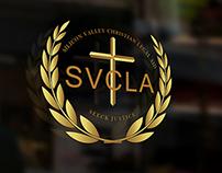 A logo for Christian Legal Aid