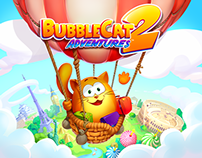 Bubble cat adventures 2