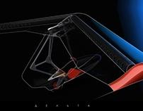 DELTA - балансирный дельтаплан