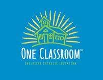 One Classroom Logo & Identity