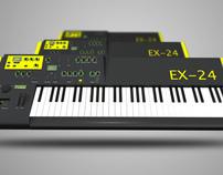 Synthesizer - EX-24