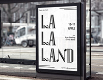 LA LA LAND | Advertising poster
