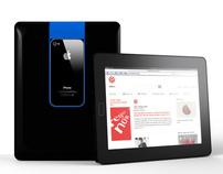 Tap + Smartphone