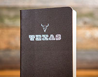 Texas Pocket Travel Journals