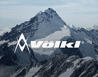 Volkl. Responsive Web ReDesign