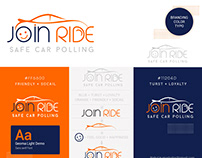 Join Ride Logo Design