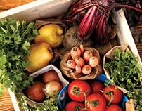 McCaffrey's Food Markets Logo & Calendar