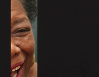 Maya Angelou Campaign