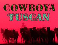 Cowboya Tuscan Fonts