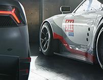 Porsche RSR 2017