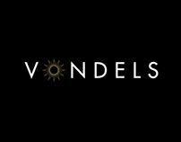 Vondels ― visual identity