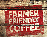 Farmer Friendly Coffee Branding, Packaging & Website