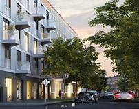 Fabryczna Housing