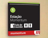 Comunicação Interna - Momentum Brasil