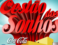 Cestão dos Sonhos - Coca-Cola