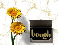 bough company logo & business cards