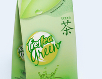 redeign packaging tea