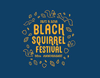 Black Squirrel Festival