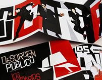 Desorden Público | CD Los Contrarios