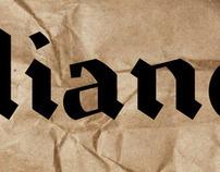 DAINO Typeface