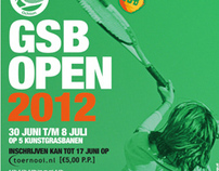 Poster for Tennis Event
