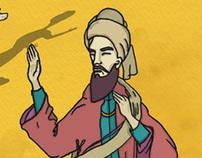 Jalaluddin Rumi (He's The Man)