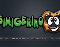 Corporate visual identity - Simigerino 2012