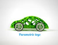 Parametric toys