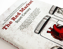 Book Cover Design: The Red Market