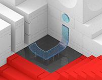 3D Arabic Typography VII