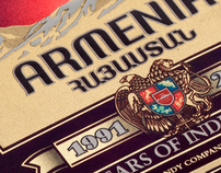 Armenia, Armenian brandy