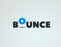 Diseño de logotipo BOUNCE