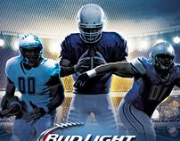 Bud light NFL Super Bowl Party.