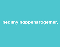 ORLANDO HEALTH HEALTHY HAPPENS TOGETHER CAMPAIGN