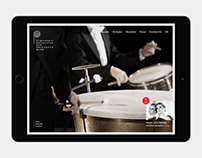 Symphony Orchestra of the Volksoper Vienna — Website