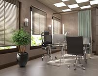 Interior Clinic Design ( Redcon )