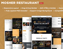 Restaurant Email Template